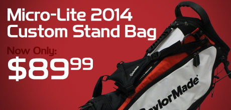 Micro-Lite 2014 Custom Stand Bag Now Only $89.99
