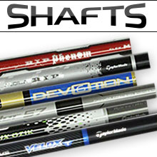 Shop Preowned Shafts