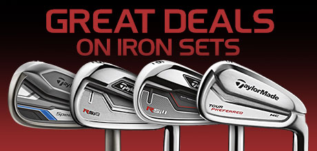 Great Deals On Iron Sets