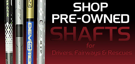 PreOwned Shafts