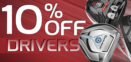 10% Off Drivers