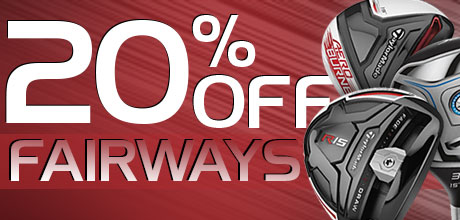 20% Off Fairways