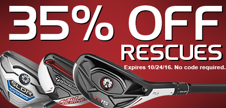 35% Off Rescues